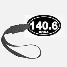 140_kona_blk Luggage Tag