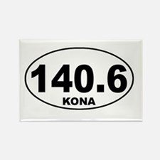 140_kona Rectangle Magnet
