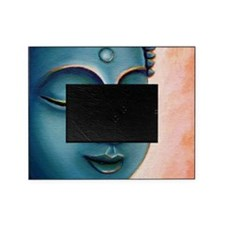 Blue Goddess of Compassion Picture Frame
