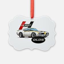 1969 Hurst Olds Ornament