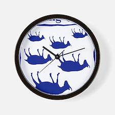FG_Big_B Wall Clock