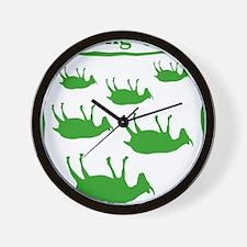 FG_Big_G Wall Clock