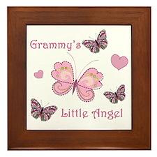 grammysangel Framed Tile