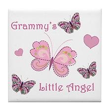 grammysangel Tile Coaster