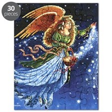Angel Star Basket_Tile Puzzle