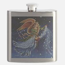 Angel Star Basket_Tile Flask