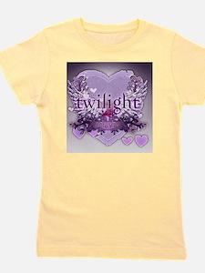 twilight forever purple large poster pr Girl's Tee