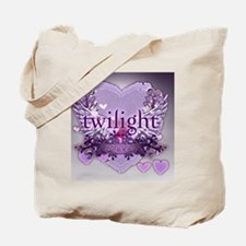 twilight forever purple large poster prin Tote Bag