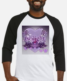 twilight forever purple large post Baseball Jersey