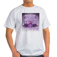 twilight forever purple large poster T-Shirt