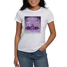 twilight forever purple large post Tee