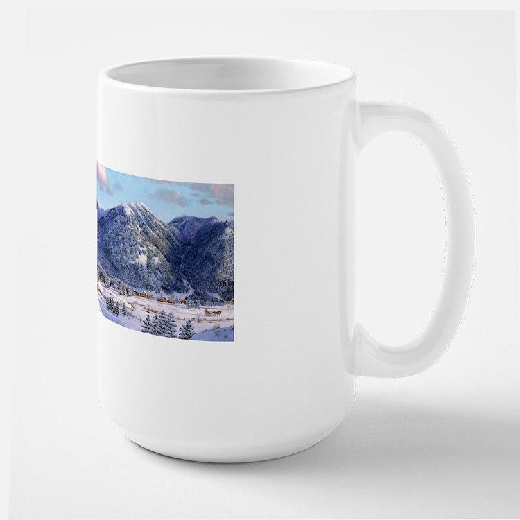 Winter Wonderland_MUG Large Mug