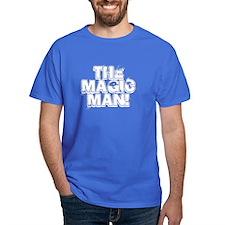 TMM white Blue T-Shirt