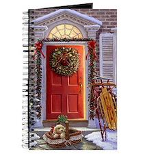 Christmas Doorway_PUZZLE Journal