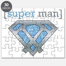 Objective-C Super Man | Apple Geek Puzzle