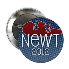"""coaster-square_newt_01 2.25"""" Button"""