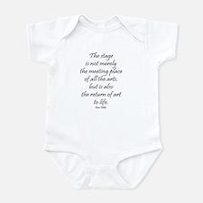 Oscar Wilde Infant Bodysuit