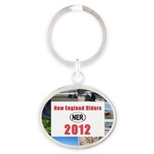 2012-cover_lg Oval Keychain