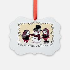 Chibi Christmas Ornament