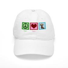 peacelovecowboyswh Baseball Cap