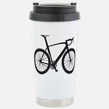 BARB_blk Stainless Steel Travel Mug