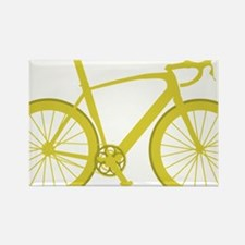 BARB_yellow Rectangle Magnet