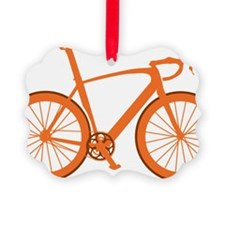 BARB_orange Ornament