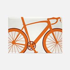 BARB_orange Rectangle Magnet