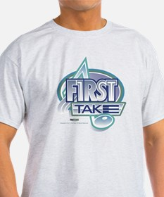 first_take_alt_logo_dark01 T-Shirt