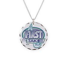 first_take_alt_logo_dark01 Necklace