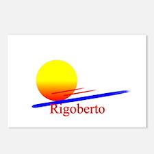 Rigoberto Postcards (Package of 8)