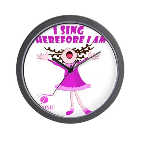 i-sing Wall Clock