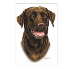 Choc Lab 2 Postcards (Package of 8)