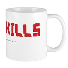 Greed Kills Mug