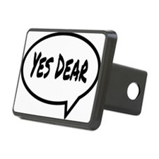 Yes Dear Hat Hitch Cover