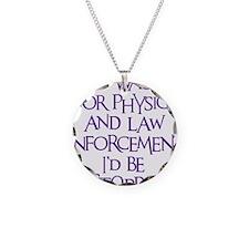 purple, Unstoppable Necklace