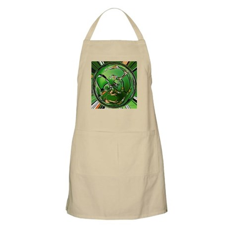 Chinese Dragon BBQ Apron
