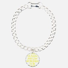 yellow, Unstoppable Bracelet