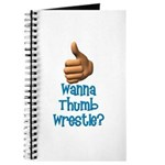 Thumb Wrestle Journal