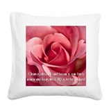 Proverbs 31 Square Canvas Pillows