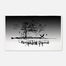 must have breaking dawn #9 by twiba 3'x5' Area Rug