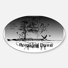 must have breaking dawn #9 large po Decal