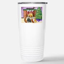 fireplacedogsCP Travel Mug