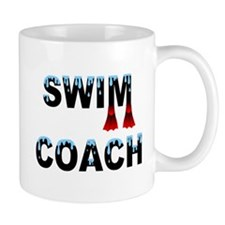 Swim Coach Small Mug