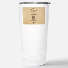 romeoandjuliet-bag Travel Mug