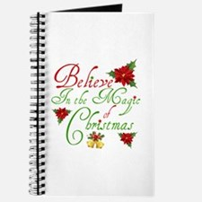 Believe In The Magic Journal