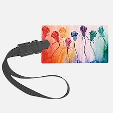 laptop skin healing roses Luggage Tag