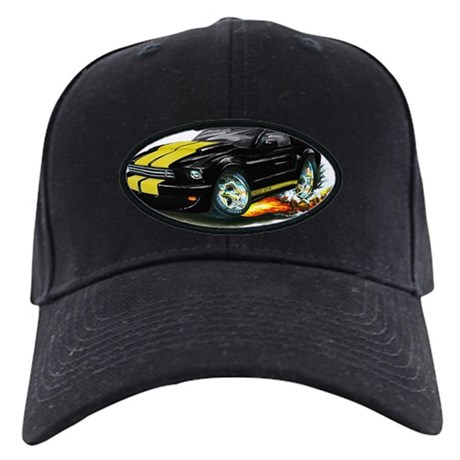 2007 Shelby GT-Hertz Black Cap