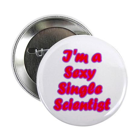 "Single Scientist 2.25"" Button (100 pack)"