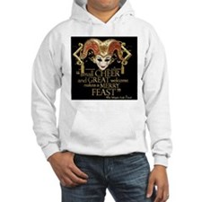 comedyoferrors-gold-2 Hoodie
